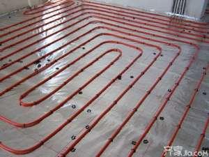 水地暖安装规范 水地暖安装注意事项[新闻]