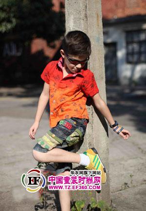 哆哩咪品牌童装2011春夏新品缔造至酷时尚!  生活