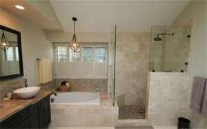 洗澡间玻璃隔断注意事项  洗澡间装修注意要点资讯生活